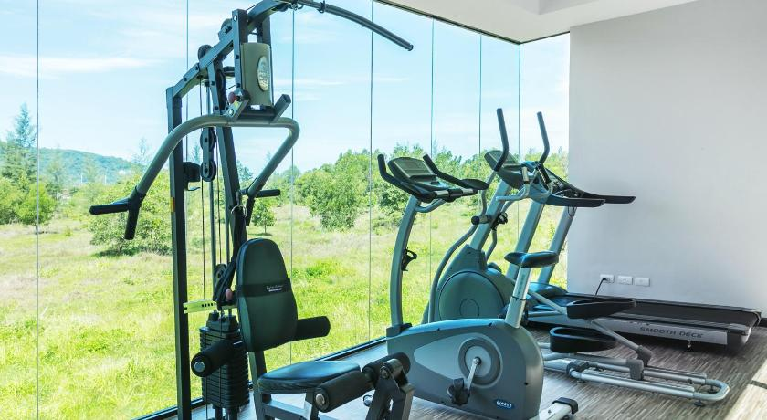 Fitnesscenter ZCAPE 1 By Favstay