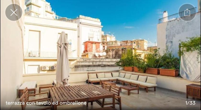 La Terrazza Di Chiaia - Napoli | Bedandbreakfast.eu