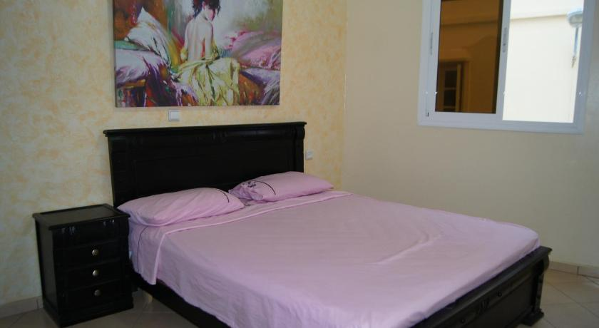 Zwei Schlafzimmer Apartment Appartements Assilah Service B