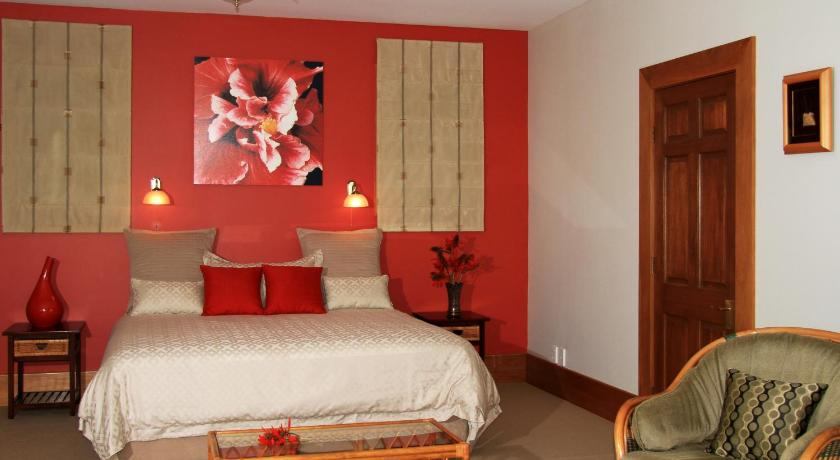 Deluxe Double or Twin Room with Sea View - Guestroom Villa Russell