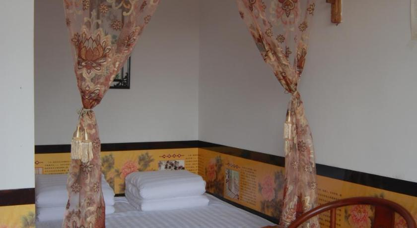 Deluxe Twin Room Pingyao Yan Family Homestay