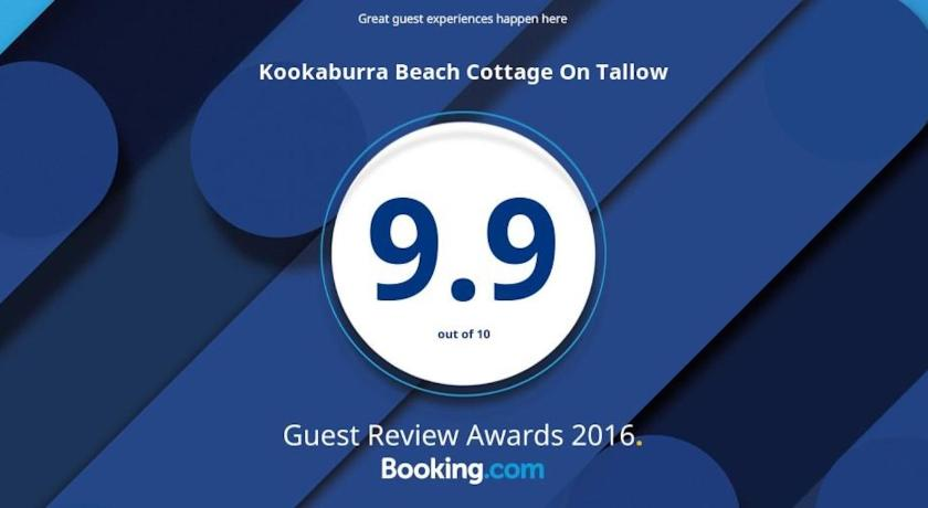 Kookaburra Beach Cottage On Tallow