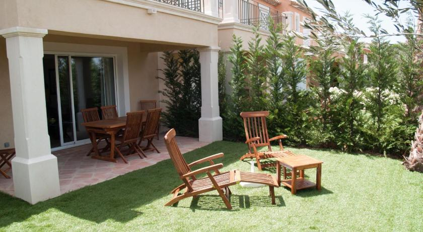 One-Bedroom Apartment - Garden Villas Green Bastide Iia