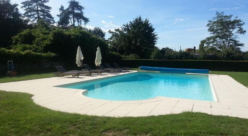 Swimming pool Holiday home la faultriere