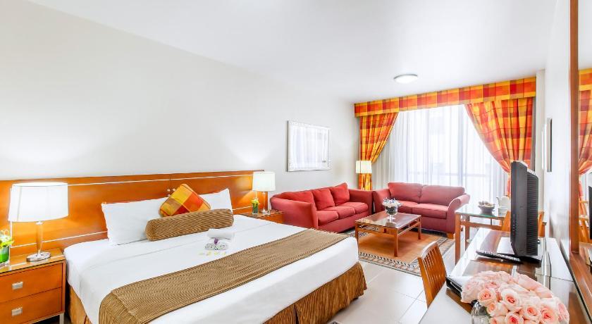 Best Price on Golden Sands Hotel Apartments in Dubai ...