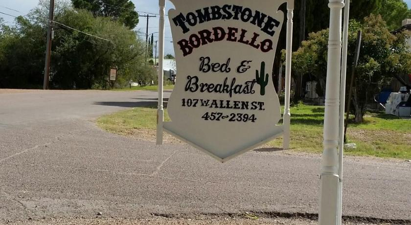 Tombstone Bordello Bed & Breakfast