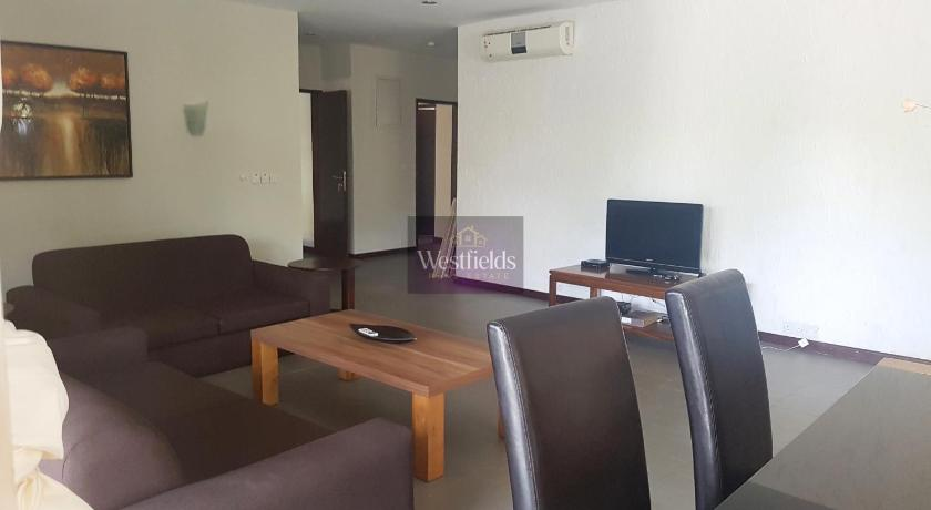separat stue Westfields - One Bedroom Apartment, Osu