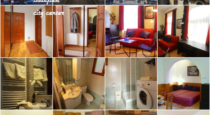 Alle 43 ansehen Apartman Budapest City Center