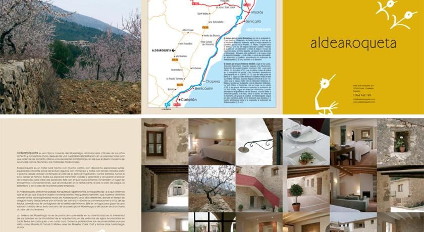 Aldea Roqueta Hotel Rural-10681613