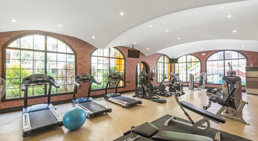 Fitness centar Venetian Apartment By Favstay