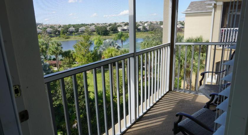 Terrazzo/balcone Beautiful Apartment 10 minutes from Disney