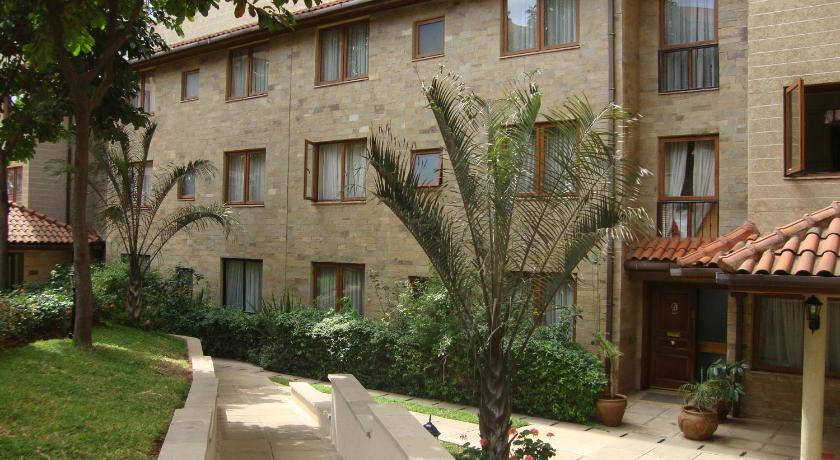 Furnished apartment in Upperhill