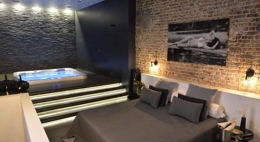Chambre avec jacuzzi sauna privatif bruxelles offres - Chambre avec jacuzzi privatif belgique ...