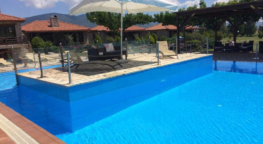 Swimmingpool Ktima Kletsa