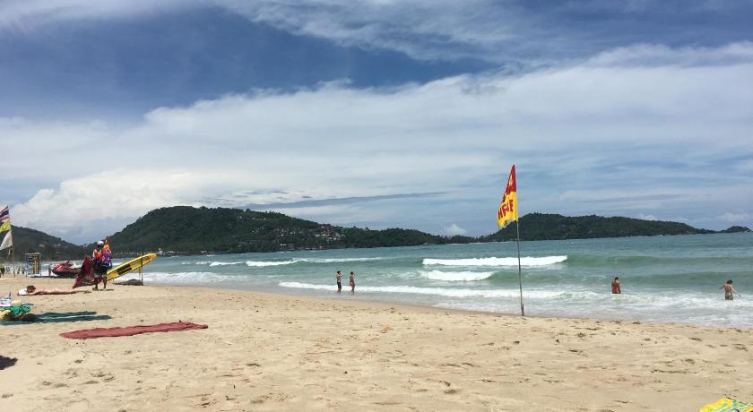 rand Baan Andaman Sea Surf