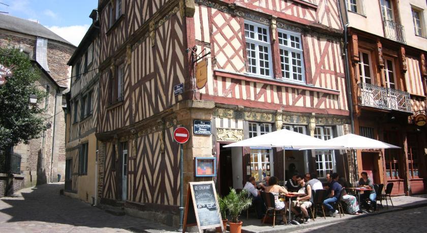 Au Bonheur des Dames - Rennes Bedandbreakfast.eu