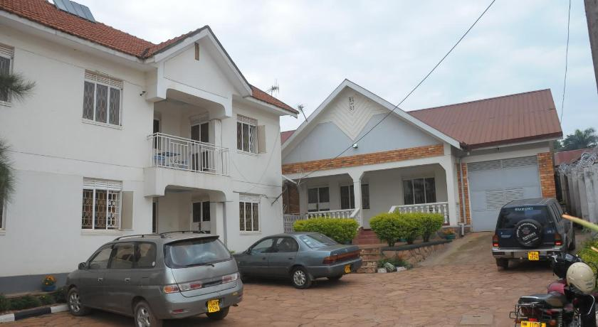 Udvendig City Holiday Cover Apartments - Nsambya
