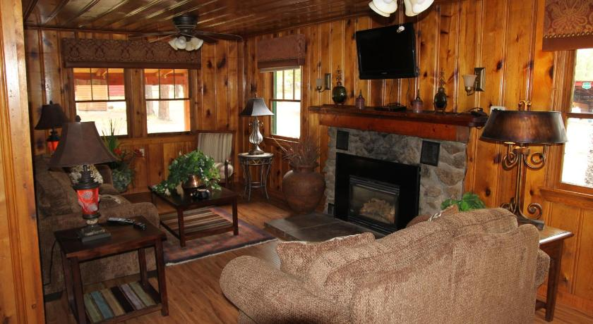 See all 26 photos Big 10 Cabins Greer Arizona
