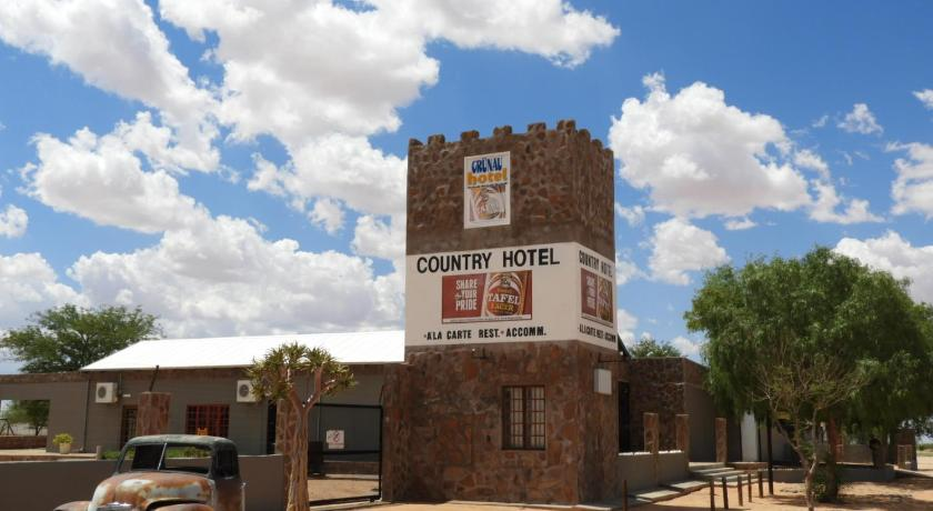 More about Grunau Country Hotel
