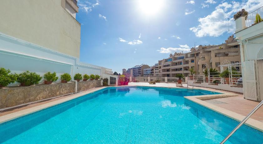 Apartment with Sea View - Swimming pool Can Barbera