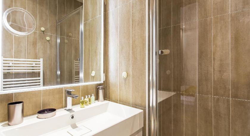 Baño Cosy and Luxury Studio - Croix Rousse