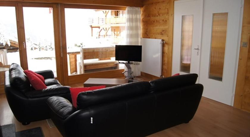 3-Bedroom Apartment Aiguille Verte Rez