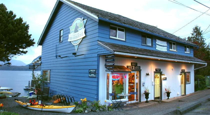 More about Tofino Paddlers Inn