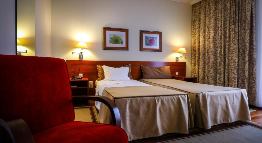 Double Room - Guestroom Hotel Camoes