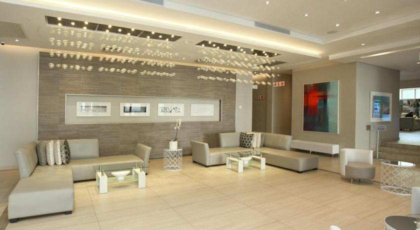 Lejlighed - Lobby Luxurious Sandton Skye Apartment