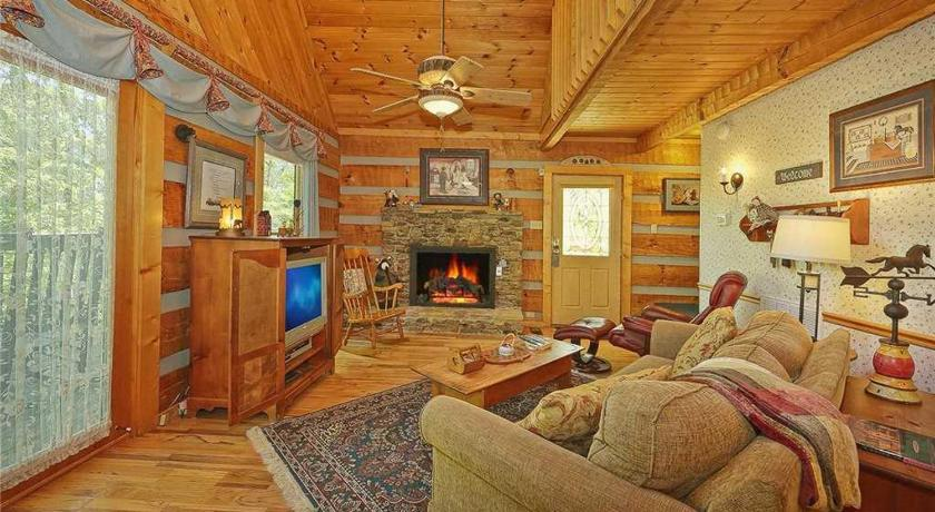 Somewhere A Place For Us- Two-Bedroom Cabin