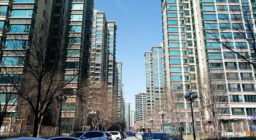 Taiyuan Freedom Apartment Heng Da Oasis Branch