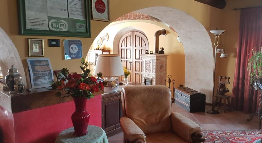 Lobby Bed And Breakfast Olimpia