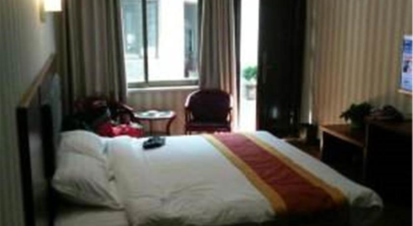 关于Luotuohua Boutique City Inn