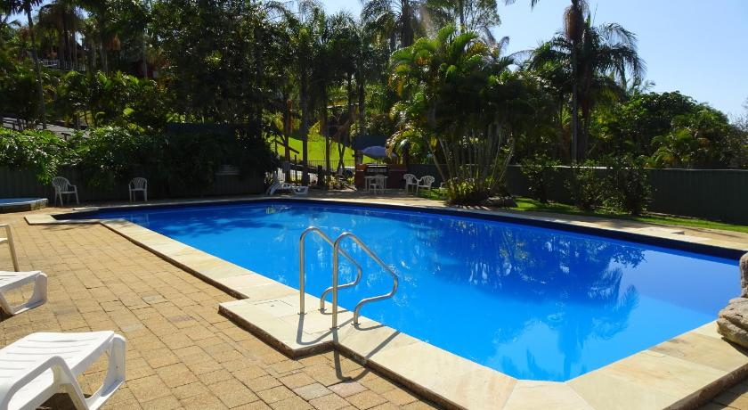 Swimming pool #15 Korora Palm - 1 Bedroom Bure