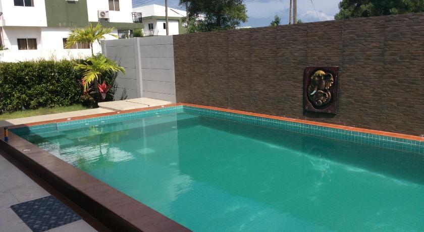 Swimming pool Ban Don Holidayhome