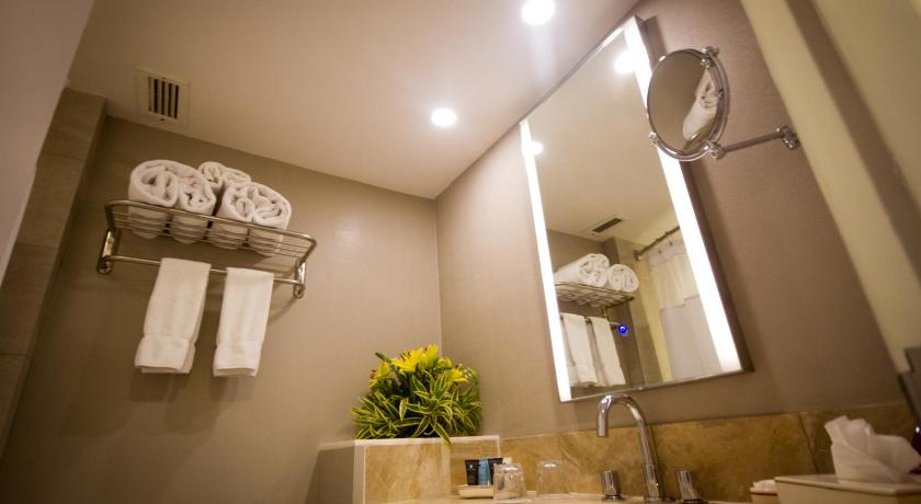 Bathroom Crowne Plaza Managua