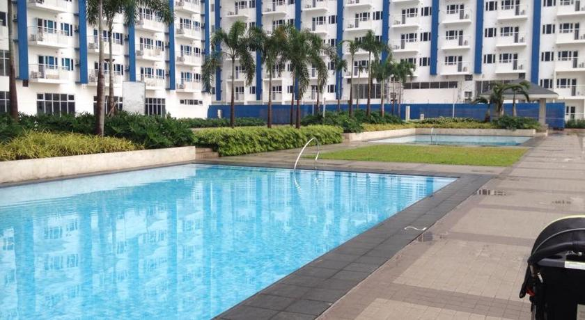 SMDC Light Residences 2BR with Balcony Fully Furnished