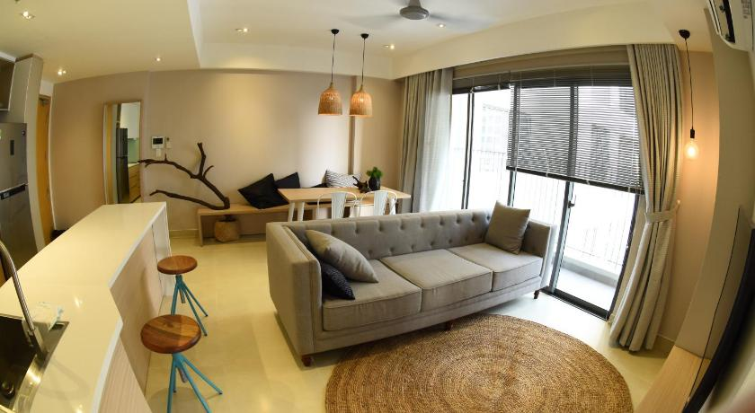 The Masteri Thao Dien Apartment