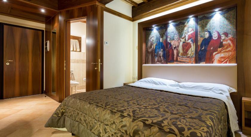 Hotel La Terrazza Via Fratelli Aleandro e Mario Canonichetti Assisi