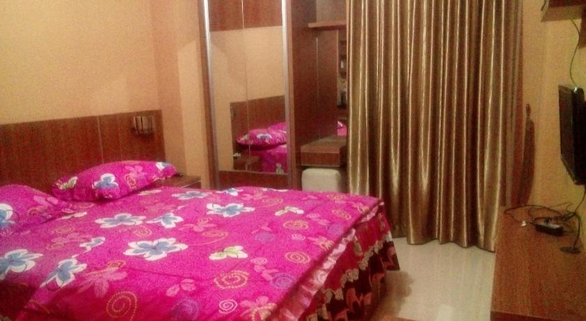 Apartment with Mountain View - Bed Indra Apartement