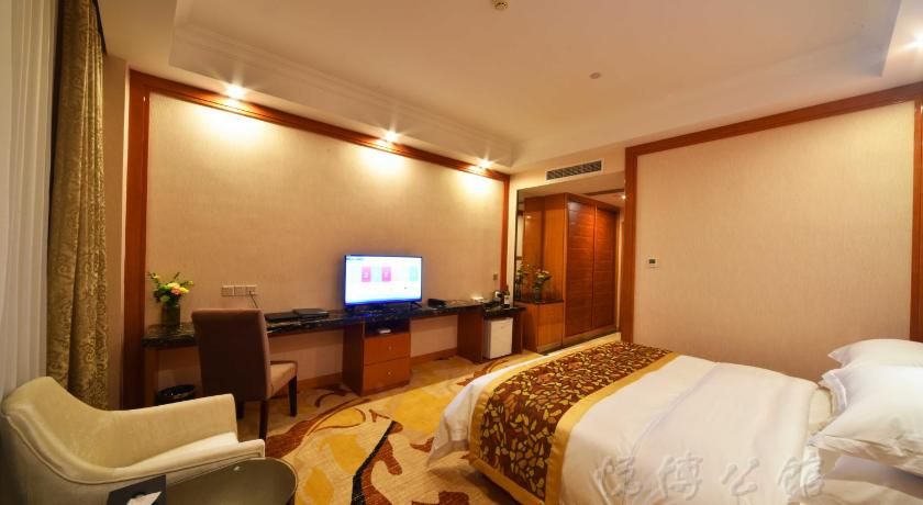 Single Room with Private Bathroom Yue Bo Gong Guan Hotel