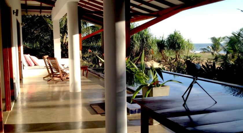 Bazén Sri Lanka Beach House
