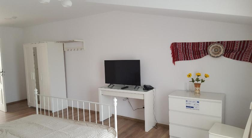 Double Room with Private Bathroom - Guestroom Pensiunea Ovidiu
