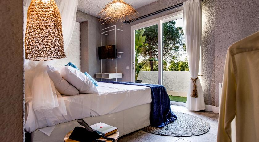 Superior Double Room - Garden Boutique Hotel Capo Blu