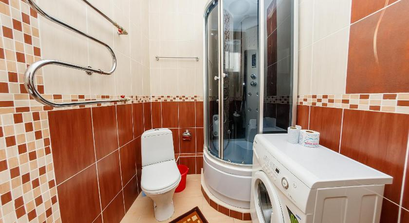 One-Bedroom Apartment 2 rooms Dostyk 5 Apatment