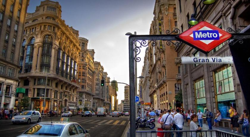 Best price on apartamentos madrid centro in madrid reviews - Venta apartamentos madrid centro ...