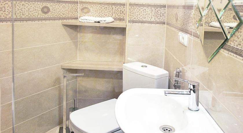 Standard Single Room - Bathroom Boutique Hotel Avlabar
