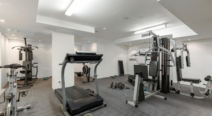 Fitness center DARLINGHURST SELF CONTAINED 1 BED APARTMENT (603POP)