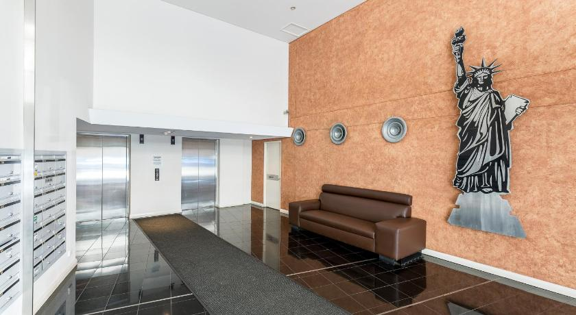 Lobby DARLINGHURST SELF CONTAINED 1 BED APARTMENT (603POP)