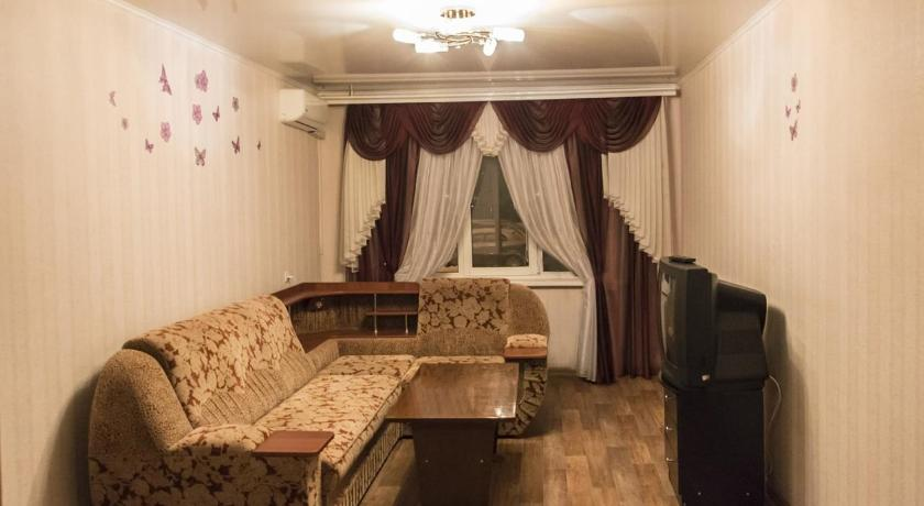 Apartment on Gagarina 27